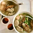 yong tau foo x bee hoon soup ($5.50)