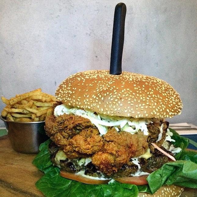 The Beast Burger $125