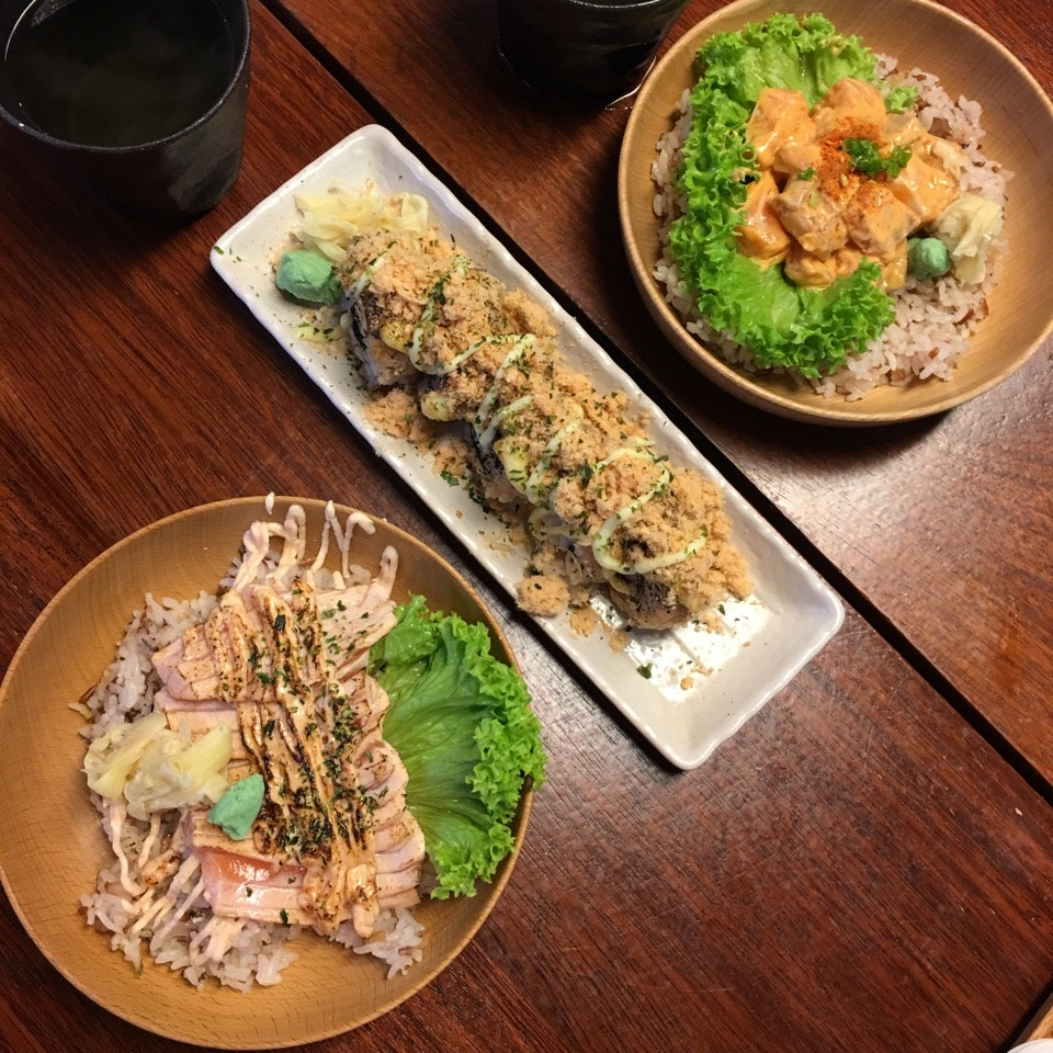 Affordable Salmon Meals in the CBD