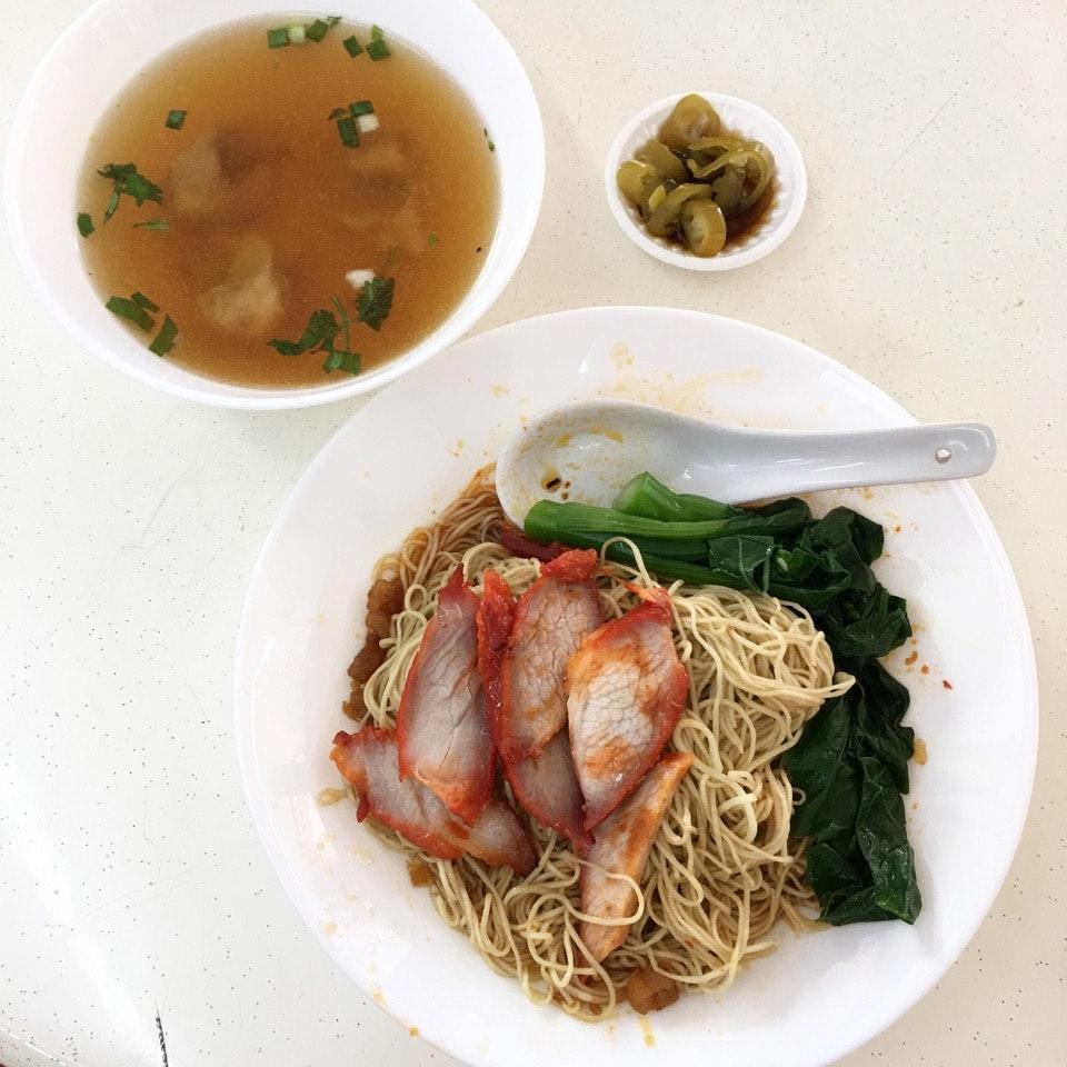Yi Kou Noodle (一口面)