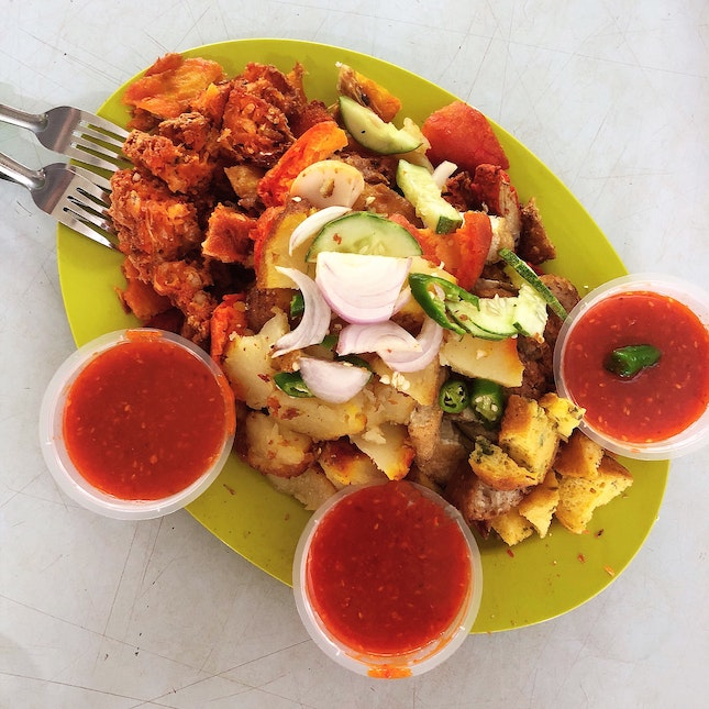 Indian Rojak ($21.20 for 3 Pax)