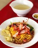 Yi Shi Jia Wanton Mee (Kovan 209 Market & Food Centre)