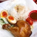 Salt Baked Chicken Thigh ($6.80)