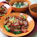 I've been eating the wanton mee here since their Geylang Lorong 13 days when my dad used to bring me as a child.