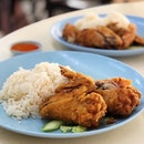Victor Famous Fried Chicken Wing Rice (Veerasamy Road)