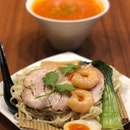 @sanji_boatquay has recently launched their new Tom Yum Tsukemen ($15.90++).