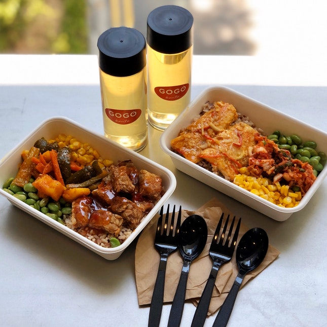 Looking for fuss-free and healthy bento bowls in the CBD? Why not check out GOGO Bento?