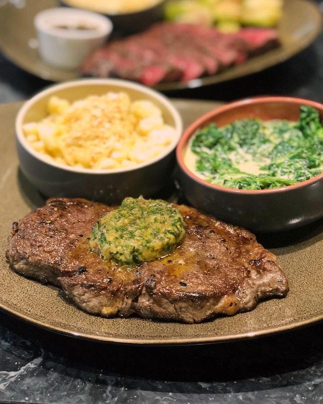 Ribeye Steak (200g/250g - $20/$24)