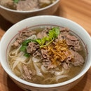 Sliced Beef Kway Teow (S/L, $6.80/$8.80)