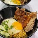 Indomie Ayam Bakar ($9.90)