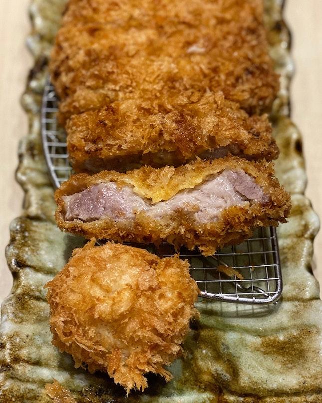 Shiokoji Pork Loin Katsu Set ($16.90/$19.90 - 120g/200g)