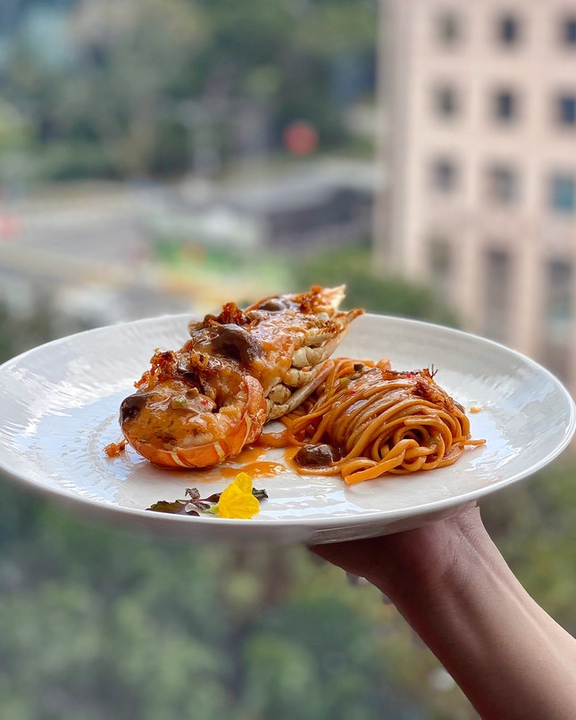 Taste Paradise, one of Singapore's Top 10 Chinese restaurants has launched their new individual set menus! The dishes all come individually plated, allowing you and gourmands alike to indulge with a greater piece of mind during this time of uncertainty.