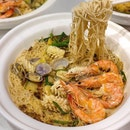 Malacca Cheese Seafood Beehoon ($18.80++ for 2 Pax)