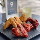Korean P&D Chicken Wings (6pcs - $8)