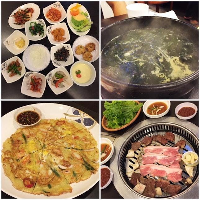 Authentic & Delicious Korean Food