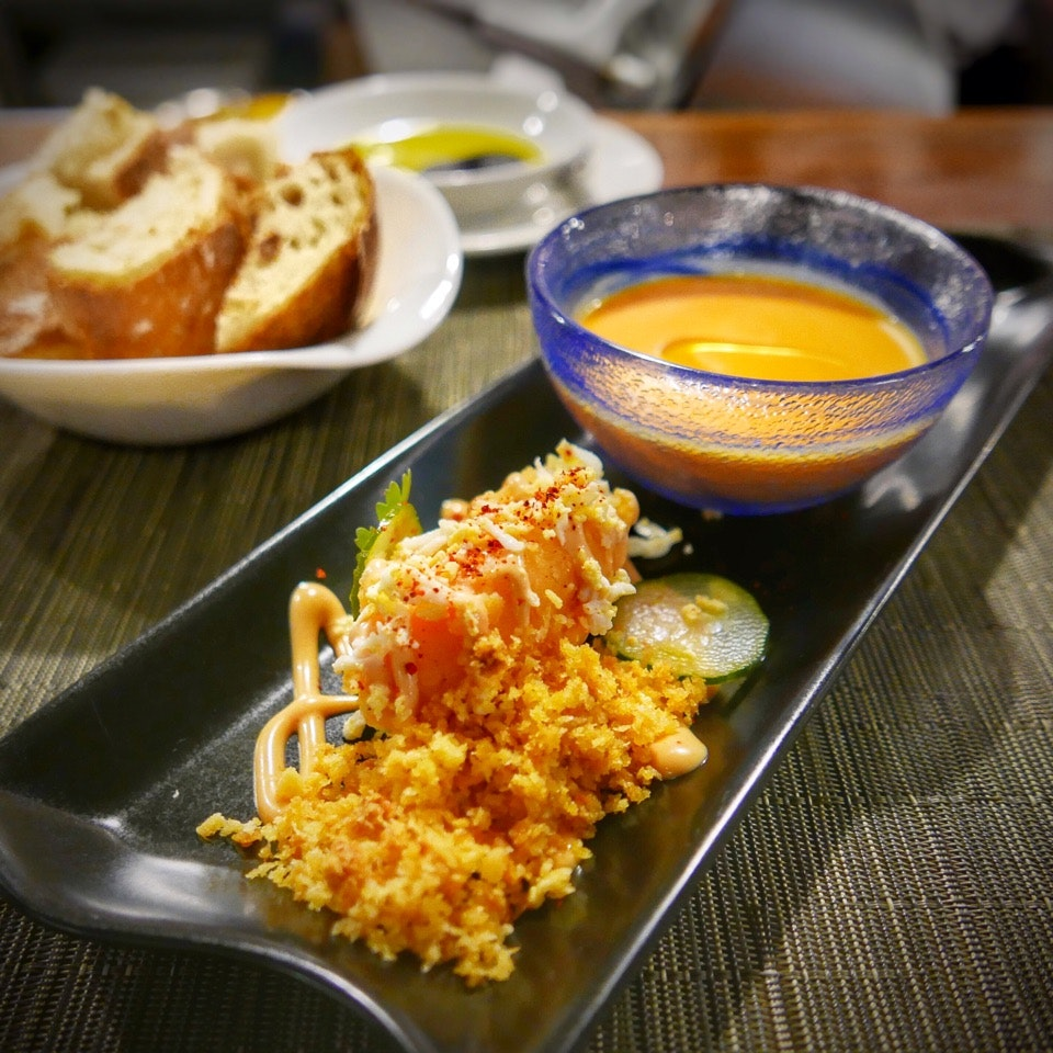 The Counter Set Lunch ($28++)