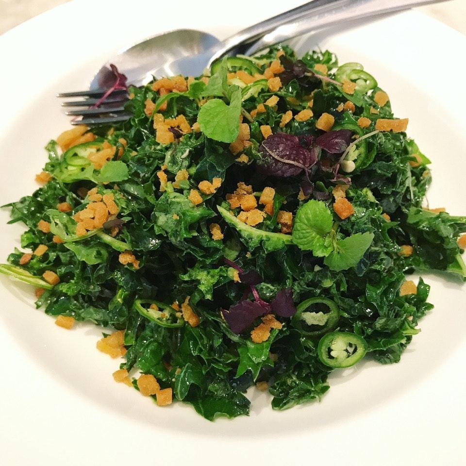Kale Salad ($15++)