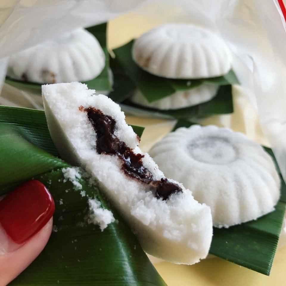 Tan's Tu Tu Coconut Cake (Havelock Road Cooked Food Centre)