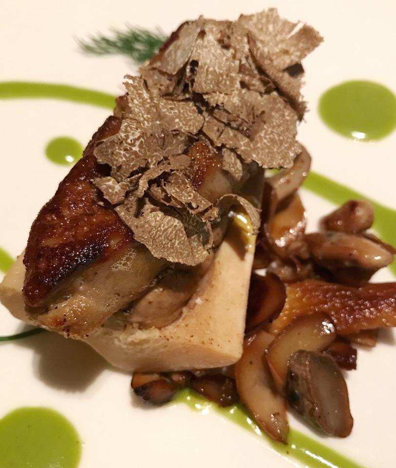 Foie Gras ($30++)