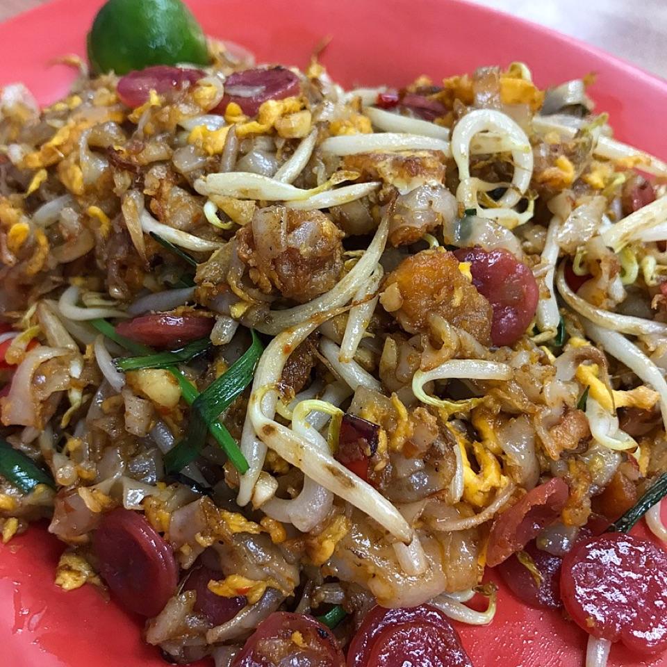 Penang Char Kway Teow ($5)