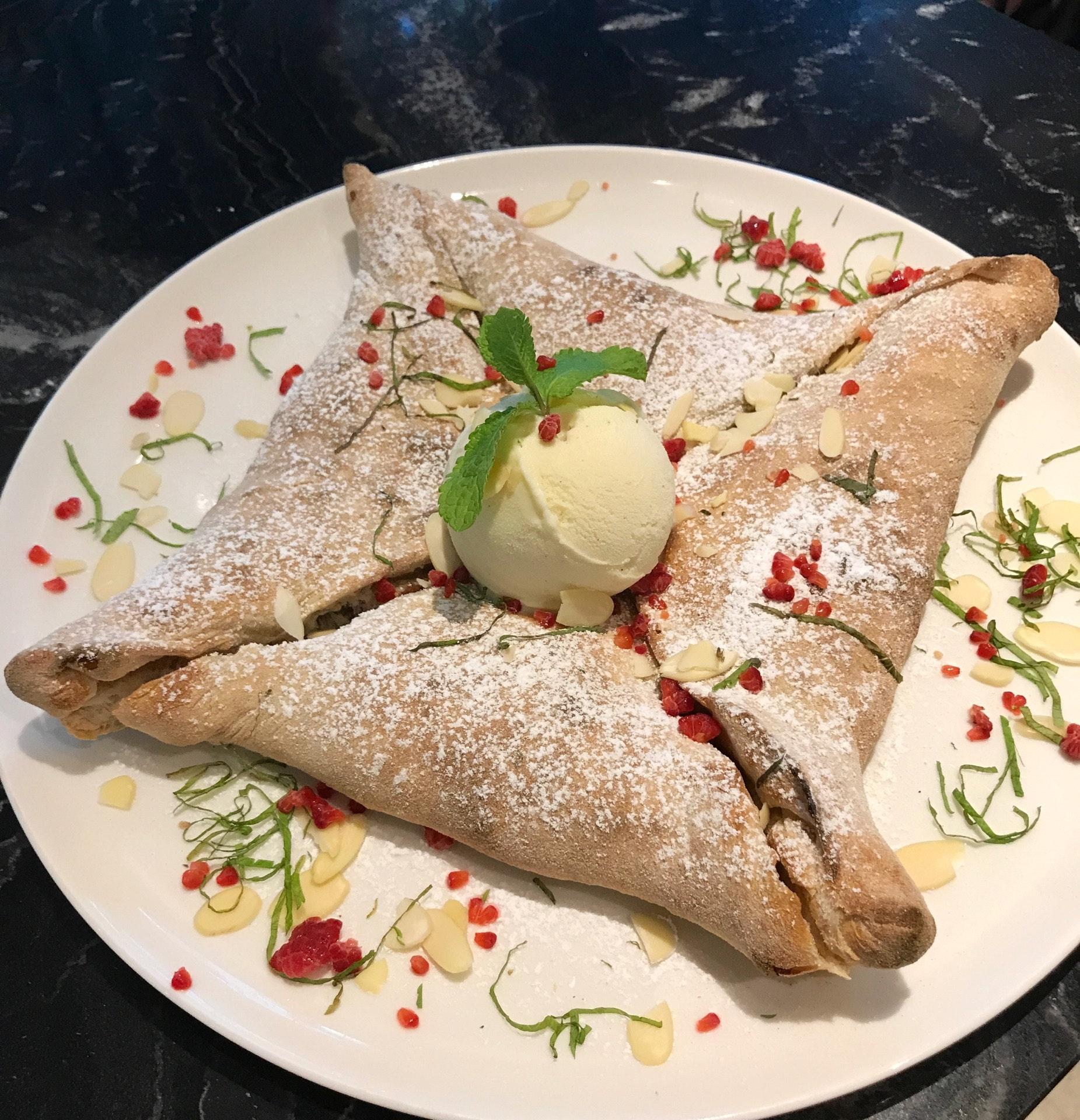 Desert Desserts? Never!