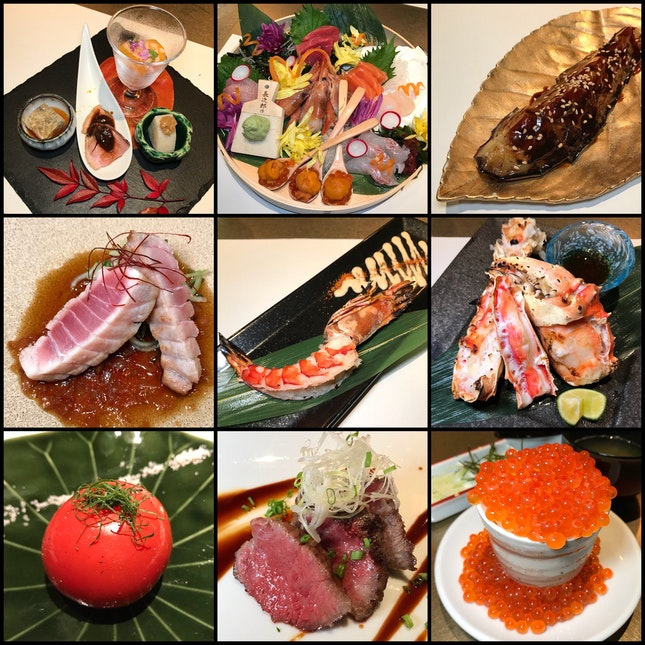 The Premium Ingredients Make This $129++ Omakase Dinner Worth Every Cent (Must Order Before 8pm)