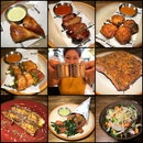 Exceptional American + Indian Fusion Food