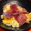 """""""Estrellados"""" Scrambled Eggs ($12++)"""