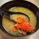 Miso Crab Soup