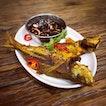 Fried Ikan Selar