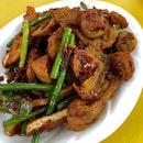 Spicy Pig's Intestines