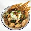 """NEW: A Very Shiok Fusion Dish - """"Ba Chor Hey Pasta"""" ($14++)"""