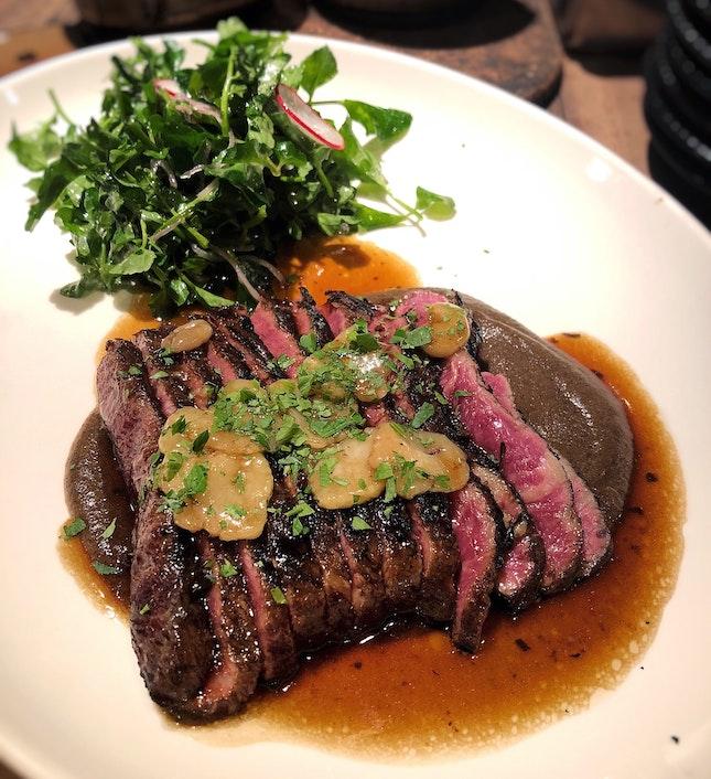 Flatiron Steak ($28++ per 100gms)