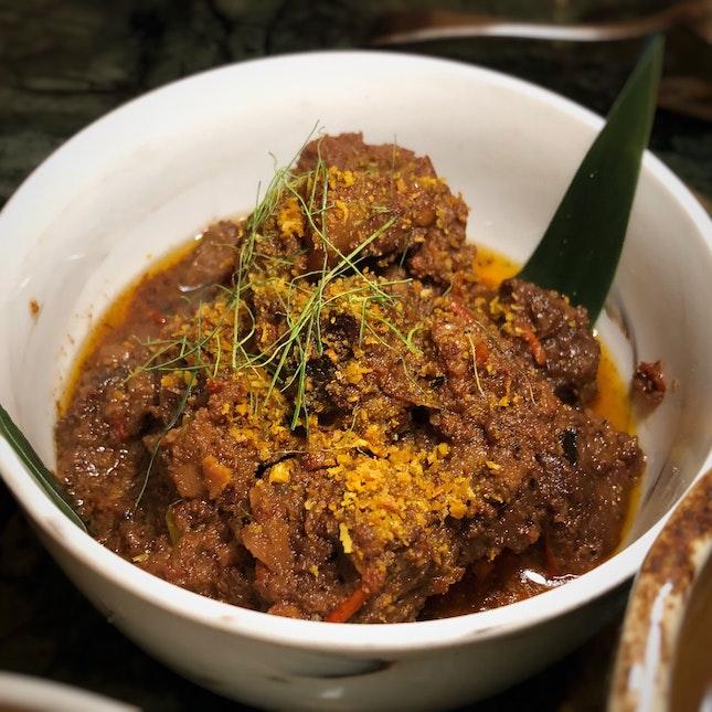 Westholme Wagyu Beef Rendang ($32++)