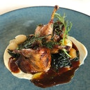 A Rare Sighting: Quail On A Set Lunch Menu (3-courses: $45++)