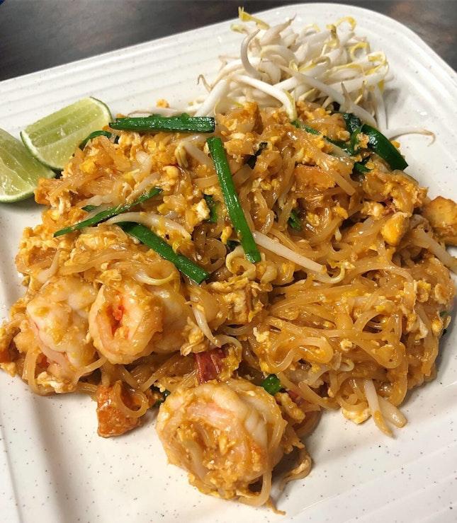 Pad Thai ($7 / $10 / $15)