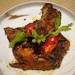 From The Upcoming Christmas Menu: Eurasian Pork Vindaloo ($35++)