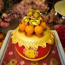 What A Stunner Of A Cake For Lunar New Year 2019 (Price: $108 nett)