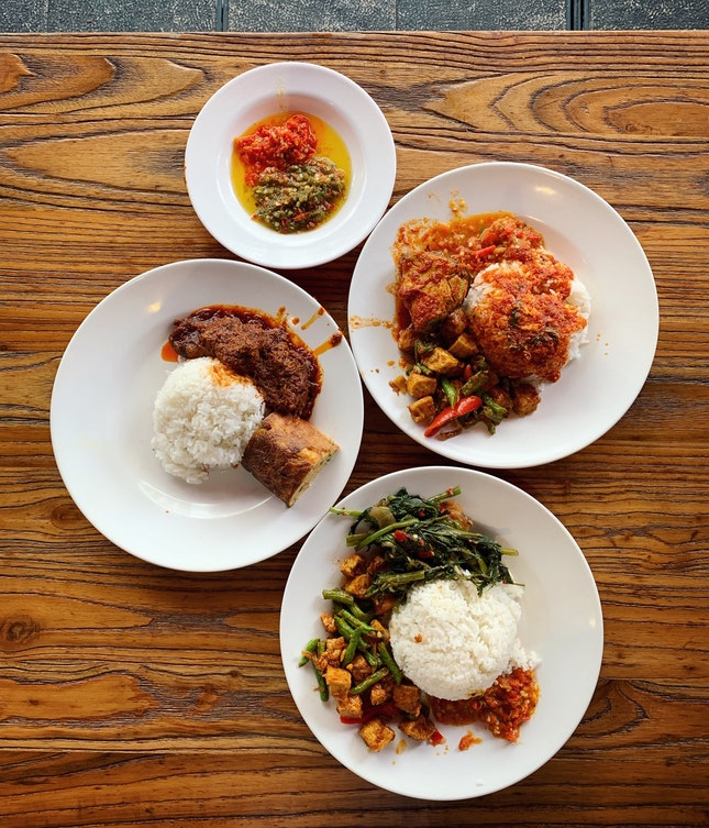 Nasi Padang That Never Disappoints