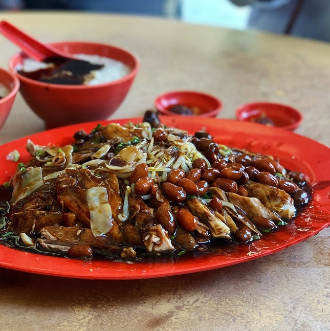 Geylang's Duck Rice Is Worthy Of Its Fame