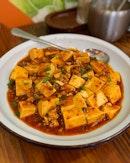 My Second Favourite Mapo Tofu In Singapore