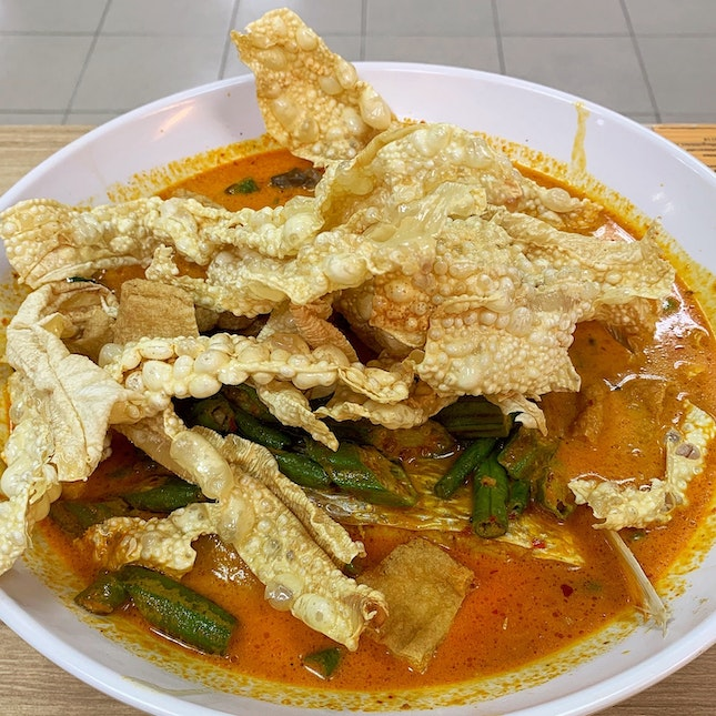 The Fish Head Curry Is A Signature For A Reason ($25)