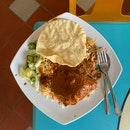 Nasi Biryani With Chicken Masala (Price: $7)