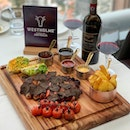 "From Now Till 31st October - Enjoy The Special ""Meat To Share - Westholme Wagyu Platter For $228++."