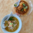 """Where many locals of Ipoh go for their """"Kai Si Hor Fun""""."""