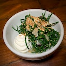 My Favourite New Dish At Artichoke: Sea Asparagus (Price: $12++)