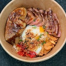 You Can Now Order In This Beef Rice Bowl With An Add-on Of Foie Gras ($25).