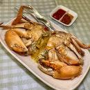 BBQ Crab FTW!