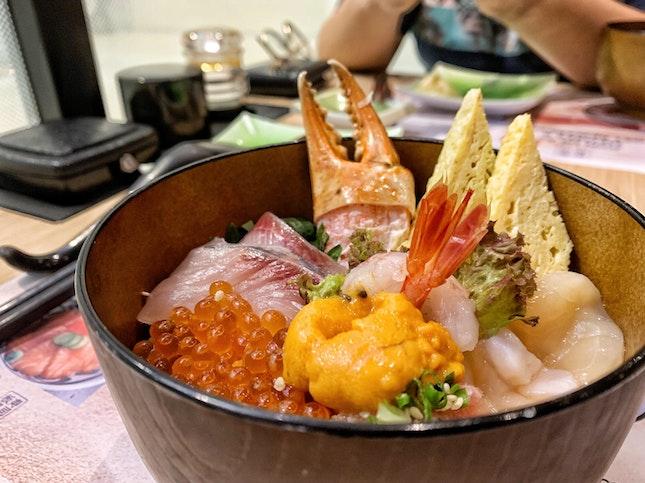 Supreme Seafood Don