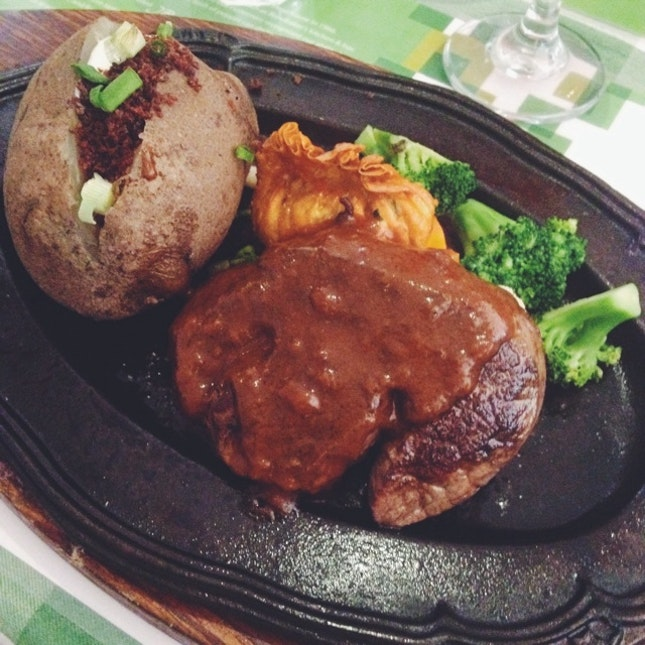 Asian Fusion Steak